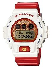 Casio GShock * DW6900SC-7 Crazy Colors Metallic Stars Gloss White Red COD PayPal