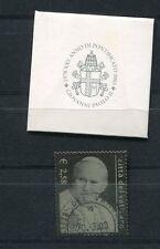 Vatican City 2003 Pope John Paul II Anniversary Silver Used First Day Scott 1237