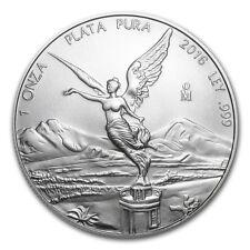 Mexico LIBERTAD 1 onza plata 2016 - silver LIBERTY  1 oz Silber