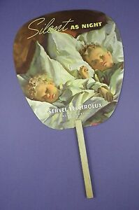 Vintage-034-Silent-As-Night-034-Electrolux-Handheld-Card-Fan
