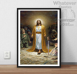 Jesus-Christ-Christian-Life-Bible-Positive-Poster-Picture-Print-Messiah-Art