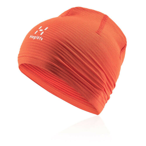 Haglofs Unisexe L.I.M Mi Beanie Orange Sports Extérieur Respirant
