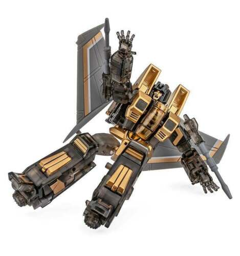 Newage NA H13D Hodur Starscream Black and Gold Version Action Figure in stock