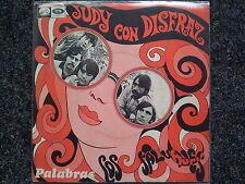 Los Salvajes - Judy con disfraz (Judy in disguise) 7'' Single Spain