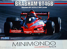 KIT BRABHAM BT46B SWEDISH GP 1978 WINNER LAUDA 1/20 FUJIMI GP49 09153