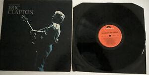 Cream-of-Clapton-Gatefold-Vinyl-LP-Album-1987-Polydor-ECTV1-UK-1st-Press-Rock