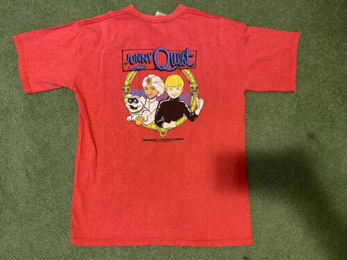 Vintage 1993 Cartoon Network Jonny Quest Shirt Uni
