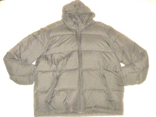 Gap Winter Coat Black Puffer Jacket Mens Size XL