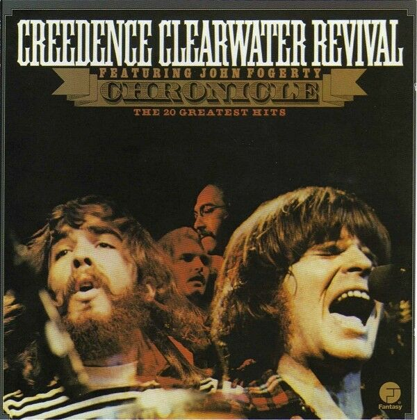 Creedence Clearwater Revival: Chronicle, rock