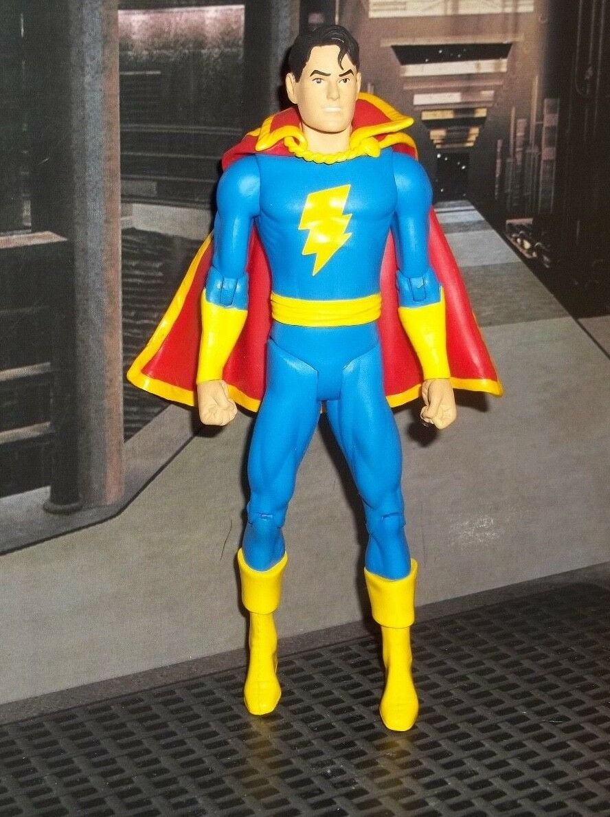 DC DIRECT COLLECTIBLES SHAZAM SERIES CAPTAIN MARVEL JR JUNIOR FIGURE