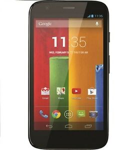 Moto-G-1st-gen-xt1033-Black-8GB-Pre-owned-Scratches-3-Months-Seller-Warranty