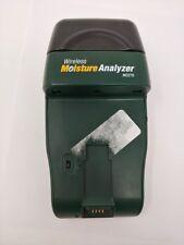 Extech Mo270 X Wireless Moisture Analyzer Used