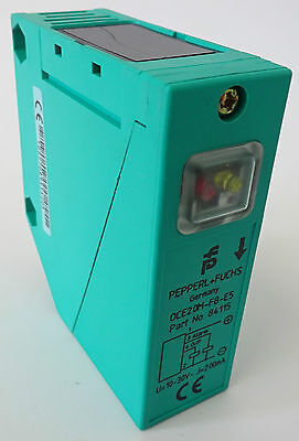 3x Pepperl+fuchs Oce20m-f8-e5 Photoelectric Sensor Oce20m-f8-s Oce20m-f8 Licht