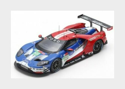 Ford Usa Gt Ecoboost 3.5L Turbo V6 #68 Le Mans 2019 S.Bourdais SPARK 1:43 S7932