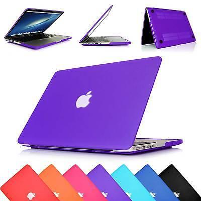 "Apple Macbook Pro Retina & Air 11"" 13"" 15"" Hardcase Schutz Hülle Tasche Cover"
