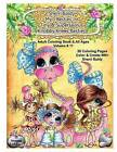 Sherri Baldy My-Besties Tiny & Her Supersaurus Knobby Knees Besties Adult Coloring Book for All Ages by Sherri Ann Baldy (Paperback / softback, 2016)