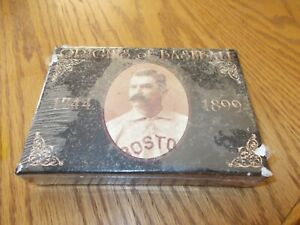 Details About Origins Of Baseball 100 Regulation Sized Cards 1744 1899 Brand New Sealed In Box