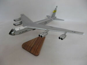 B-52 Stratofortress NASA Airplane Desktop Wood Model   eBay