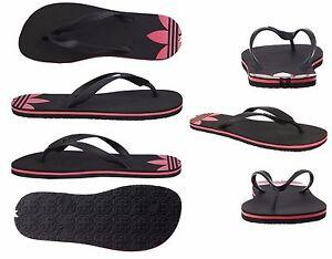 80c1c7589a9b Adidas Originals Womens Adi Sun Flip Flops Sandals Pool Beach Summer ...