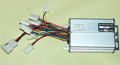 48V 1000W Motor Brush Controller For EV Electric Bike Bicycle Scooter E-Bike