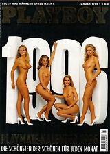 Playboy Januar/01/1996   SAMANTHA TORRES & Playmate-Kalender 1996*