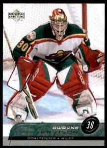 2002-03 Upper Deck Dwayne Roloson #88 17081
