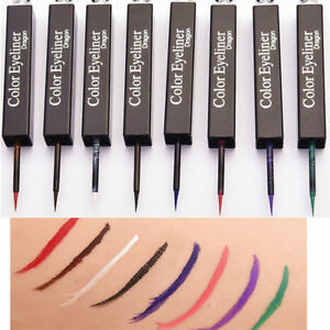 8Couleurs-Eyeliner-Liner-Liquide-Yeux-Fard-Paupiere-Crayon-Cosmetique-Maquillage