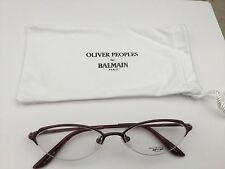 Oliver Peoples Dulcette(51) Womens Titanium Rx Eyewear, Purple 51-17-133, Unused