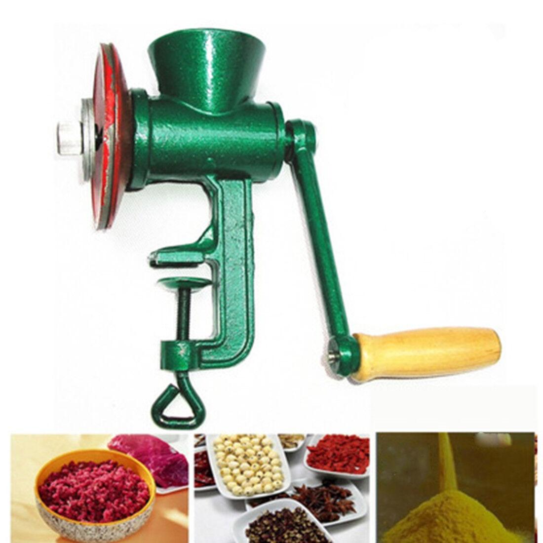 Manuel viande Mill Grinder Source Hachoir à Viande Domestique Cuisine en Fonte