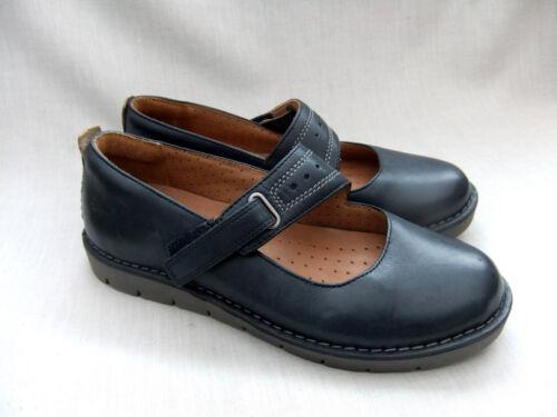 Leather Navy Un Womens 38 Clarks Unstructured 5 scarpe Blue New Briarcrest Size XqnR6SxT0