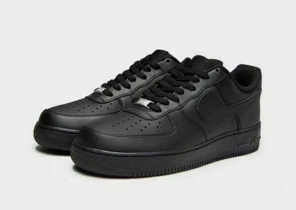 air force 1 blavk