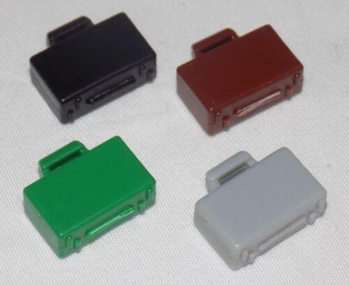FREE UK p/&p ** **LEGO MINIFIG SUITCASE 4449 CHOOSE COLOUR