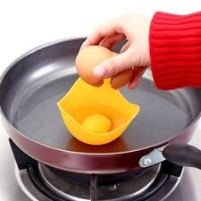 Marveadise Double Egg Poacher Cup Cooker Steamer Microwave Egg Pod Mold Cookware