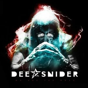 Dee-Snider-We-Are-The-Ones-New-CD-UK-Import