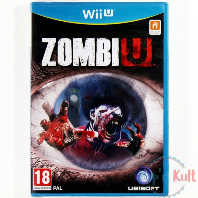 Jeu Zombi U / ZombiU [VF] sur Nintendo Wii U NEUF sous Blister