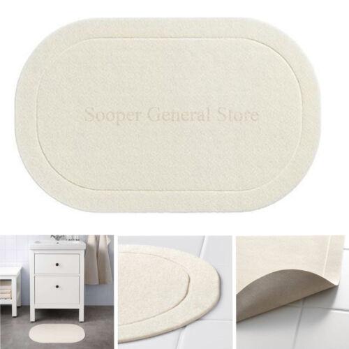 Tapis De Bain Ikea Blanc Tapis De Bain Antiderapant Douche Salle De Bain Toilettes Plancher Tapis 36 X57cm Maison Bomech Fr