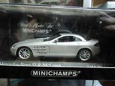 Minichamps 1/43 Mercedes-Benz SLR McLaren 2003 silver
