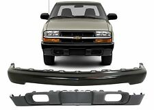 2003 chevy s10 front bumper