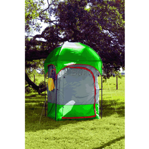 Deluxe Survival Camping Privacy Changing Shelter and Toilet /& Shower Room Tent