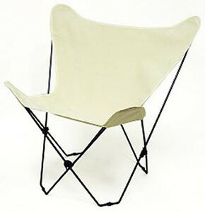 Genial Image Is Loading Cotton Duck Butterfly Chair Replacement Cover New Sling