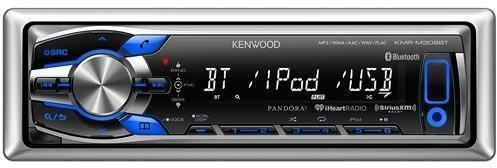 Car radio Kenwood KMR-M308BTE USB avec Bluetooth MARIN KMR-M308BT