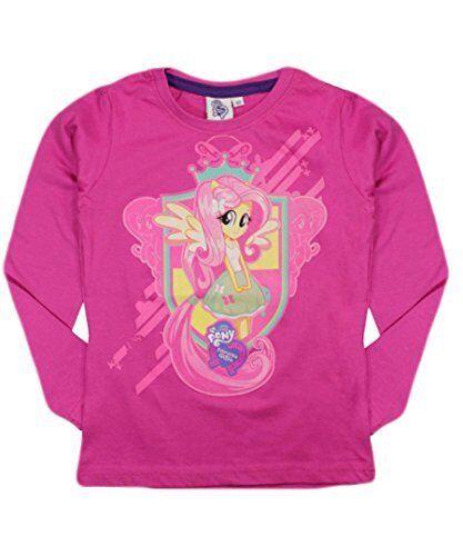 7a9cb478 My Little Pony Equestria Girls Kids Long Sleeve Top T-shirt 122cm 6-7 Years  Fuchsia for sale online | eBay