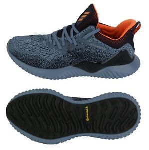Details about Adidas Men Alpha-bounce Beyond Training Shoes Blue Running Sneakers Shoe AQ0574