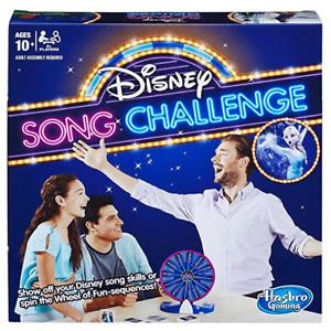 Disney Song Challenge Board Game
