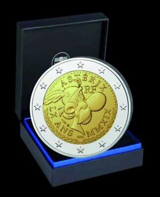 2 Euro Asterix 2019 Be Monnaie De Paris