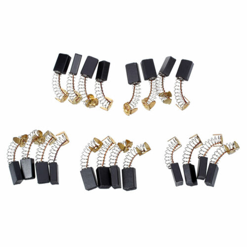 2//4//6//10pcs Carbon Brushes Wire Generator Generic Electric Motor Carbon 5*8*13mm