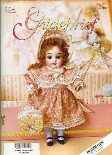 Gildebrief 3//2000 CD Format Small Dolls Bisque Vintage