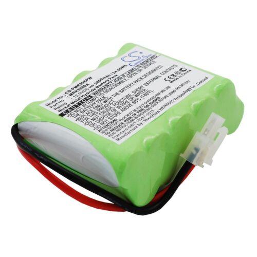 Batterie ni-mh pour robomow perimeter commutateur mrk5002 rc302 rc304 rc306 rl2000 rl555
