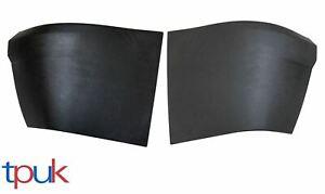 Ford-Transit-Conectar-Parachoques-Trasero-Esquina-casquillos-de-extremo-con-Clips-Par-Izquierda-amp