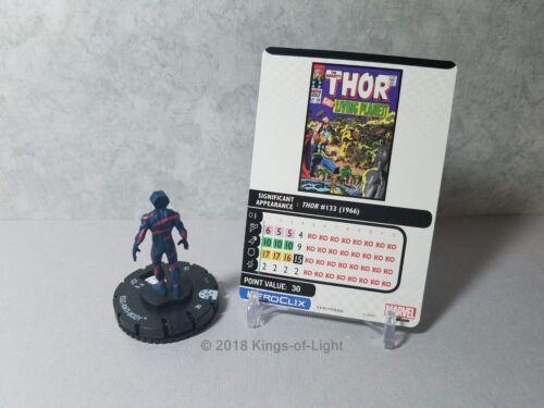 Ego Anti-Body 012 Marvel Avengers Infinity HeroClix Miniature Common